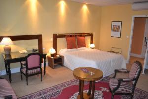 Hôtel de France, Hotely  Libourne - big - 38