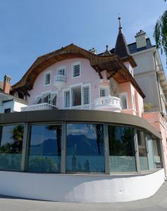 Villa Eden Palace Au Lac