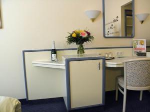 Parkhotel Schotten, Отели  Schotten - big - 11