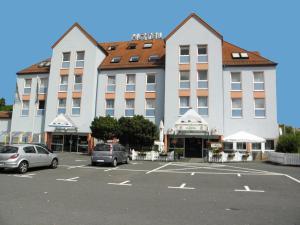 Parkhotel Schotten, Szállodák  Schotten - big - 1