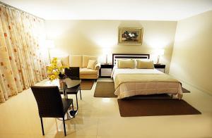 Del Sur Hotel-Museo, Hotels  Encarnación - big - 10