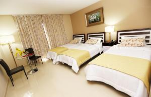 Del Sur Hotel-Museo, Hotels  Encarnación - big - 13