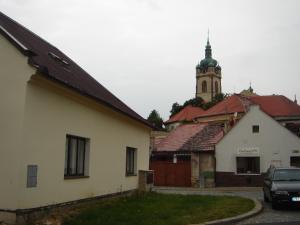 Apartmány V Podzámčí