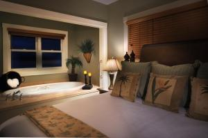 Grand King Spa Suite  - Disability Access