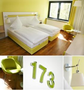 Hotel Ullrich, Hotely  Elfershausen - big - 10