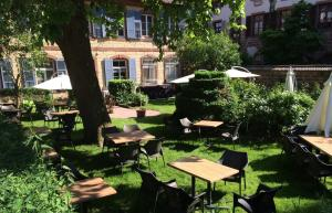 Hôtel Du Herrenstein, Hotels  Neuwiller-lès-Saverne - big - 29