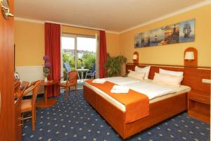 Best Western Hotel Hanse Kogge, Hotely  Ostseebad Koserow - big - 9