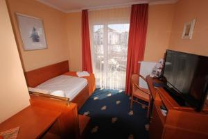 Best Western Hotel Hanse Kogge, Hotely  Ostseebad Koserow - big - 11