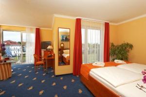 Best Western Hotel Hanse Kogge, Hotely  Ostseebad Koserow - big - 37