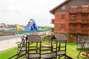 Apartmán Vysoké Tatry, Apartmány  Veľká Lomnica - big - 34
