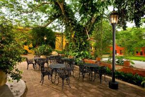 Hacienda Misné, Hotely  Mérida - big - 43
