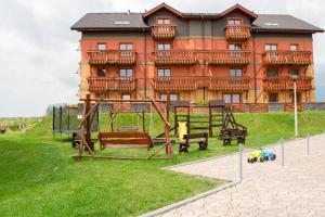 Apartmán Vysoké Tatry, Apartmány  Veľká Lomnica - big - 32
