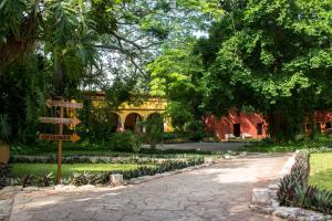Hacienda Misné, Hotely  Mérida - big - 35