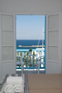 Asimina, Guest houses  Tourlos - big - 40