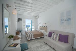 Asimina, Guest houses  Tourlos - big - 48