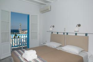 Asimina, Guest houses  Tourlos - big - 13