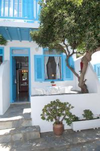 Asimina, Guest houses  Tourlos - big - 19