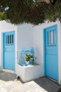 Asimina, Guest houses  Tourlos - big - 44