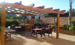 B&B Zahir, Bed and breakfasts  Castro di Lecce - big - 55