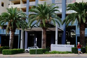 Cathedral Place, Aparthotels  Brisbane - big - 26