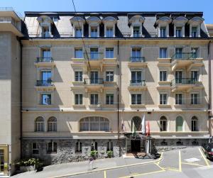 Hotel Victoria Lausanne Switzerland J2Ski