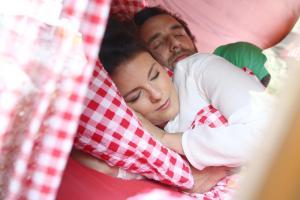 Schlaf-Fass Jenins, Panziók  Jenins - big - 14