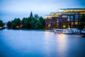 Radisson Blu Senator Hotel, Lübeck, Hotely  Lübeck - big - 36