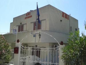 Eri Studios, Апартаменты  Агия-Марина - big - 78