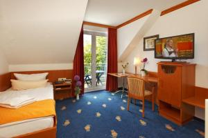 Best Western Hotel Hanse Kogge, Hotely  Ostseebad Koserow - big - 15