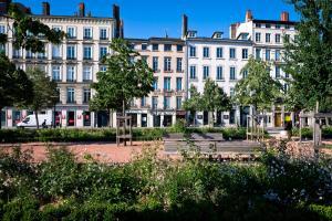 Bayard Bellecour, Отели  Лион - big - 1