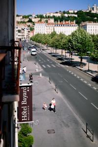 Bayard Bellecour, Отели  Лион - big - 105