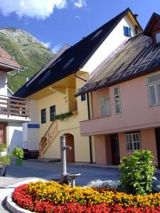 Apartments Bovec House