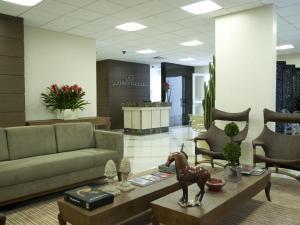 Edifício Home Paulista, Апартаменты  Сан-Пауло - big - 26