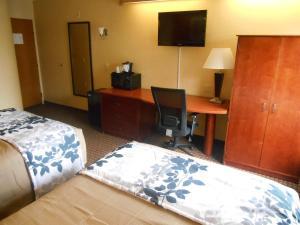 Doppelzimmer mit 2 Doppelbetten