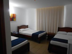 Sánha Plus Hotel, Hotels  Santa Marta - big - 8