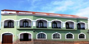 Apartamentos Trinidad, Апартаменты  Alange - big - 38
