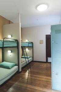Enkeltseng i sovesal med 16 senger - Begge kjønn