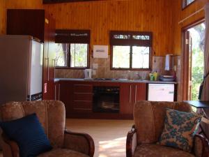 Blyde River Cabin Guesthouse, Penziony  Hoedspruit - big - 3
