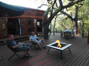 Blyde River Cabin Guesthouse, Penziony  Hoedspruit - big - 1