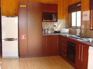 Blyde River Cabin Guesthouse, Penziony  Hoedspruit - big - 8
