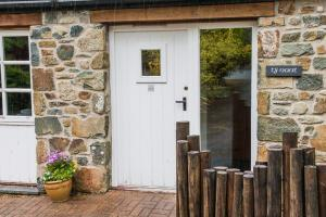 Gellifawr Woodland Retreat