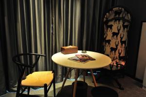 Deluxe Zimmer mit Kingsize-Bett