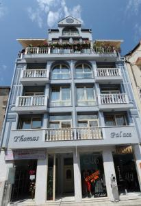 Thomas Palace Apartments, Apartmány  Sandanski - big - 24