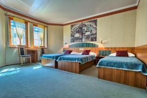 Wellness Hotel Babylon, Szállodák  Liberec - big - 6