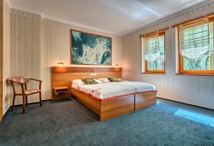 Wellness Hotel Babylon, Szállodák  Liberec - big - 8