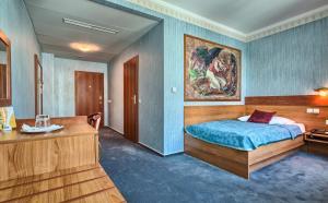 Wellness Hotel Babylon, Szállodák  Liberec - big - 5