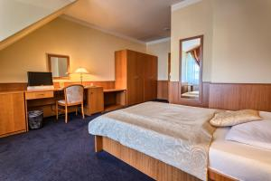 Wellness Hotel Babylon, Szállodák  Liberec - big - 11