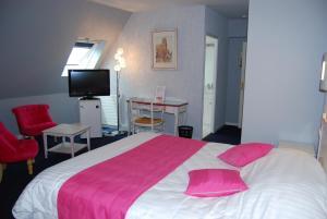 Hotel Biney, Hotely  Rodez - big - 5