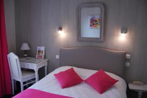 Hotel Biney, Hotely  Rodez - big - 8