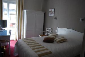 Hotel Biney, Hotely  Rodez - big - 11